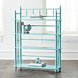 Get the Look: Jenny Lind Teal Bookcase