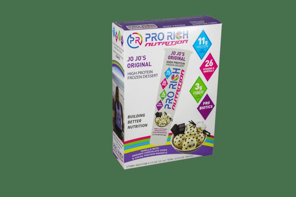 Pro Rich Nutrition High-Protein Frozen Dessert