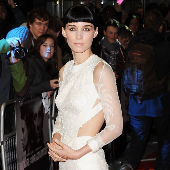 Rooney Mara and Daniel Craig Pictures Dragon Tattoo Premiere