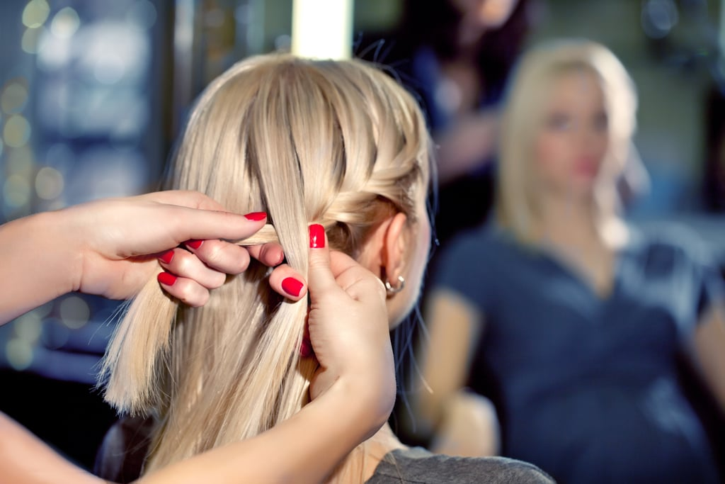 How to Do a French Side Braid