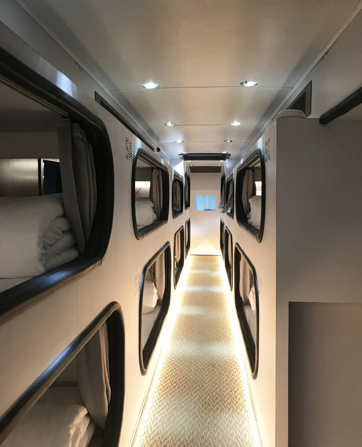 Cabin Bus From La To San Francisco Popsugar Smart Living