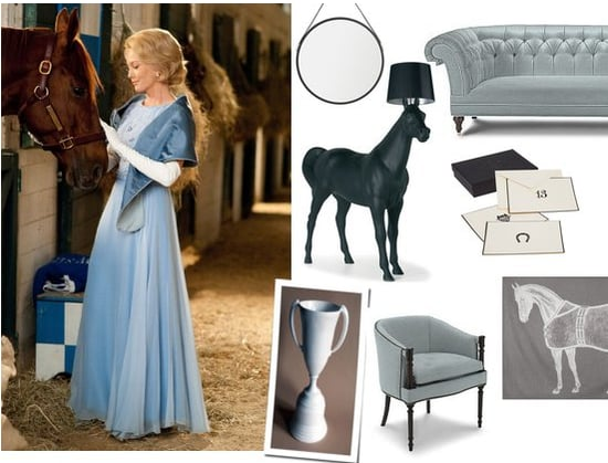 Design Inspired by Secretariat's Equestrian Elegance