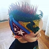 An Iguana