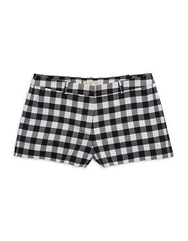 Michael Michael Kors Gingham Shorts ($80)