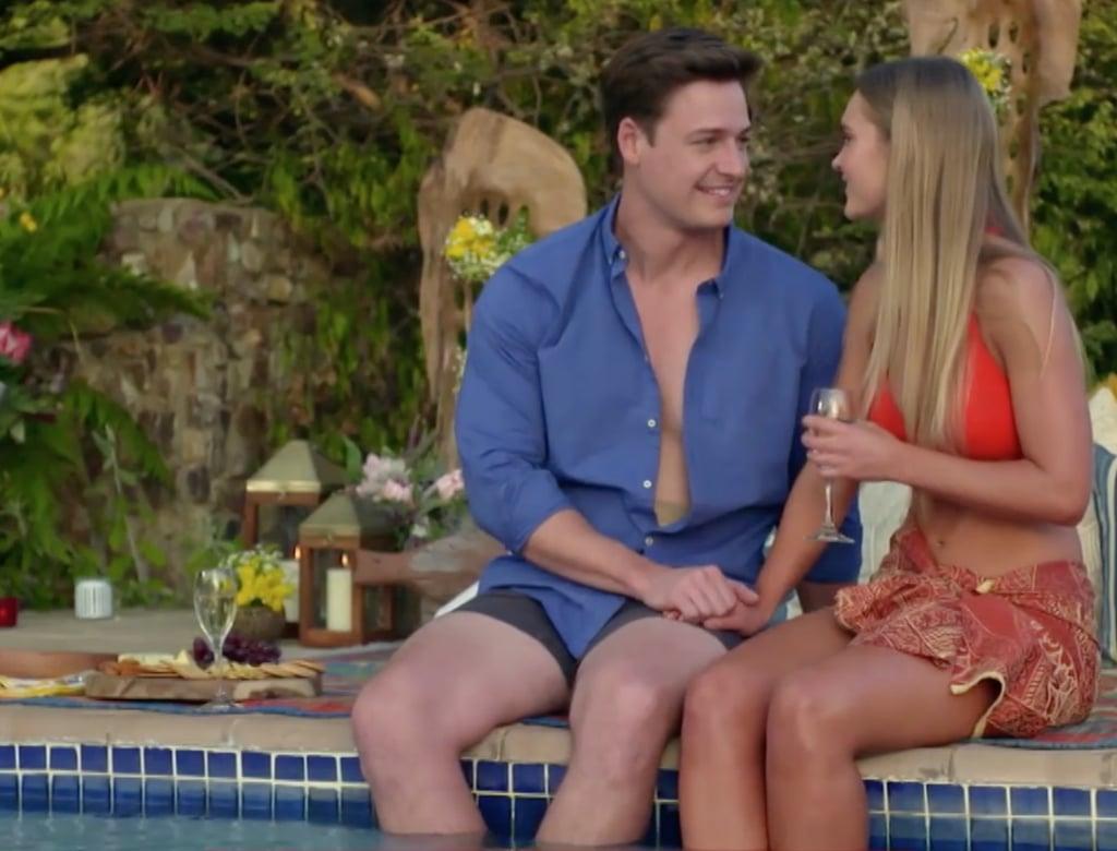Chelsie Tells Matt She Loves Him The Bachelor Australia