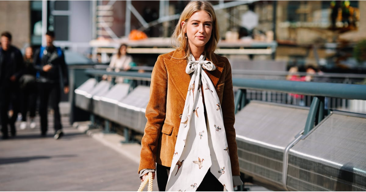 """Corduroy Is the Unlikely """"New"""" Trend You're About to Fall For"""
