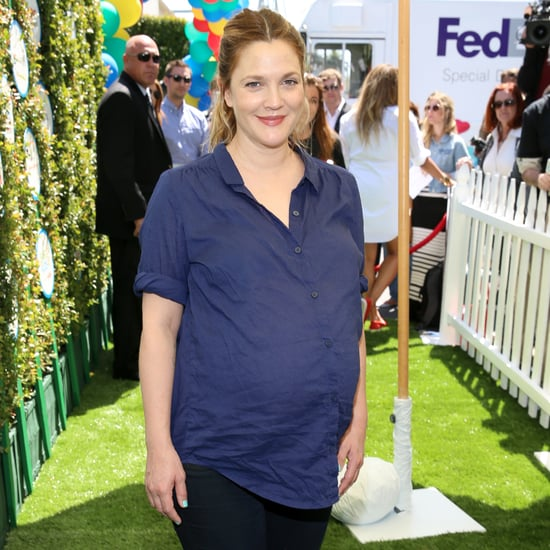 Drew Barrymore Gives Birth to Second Daughter Frankie
