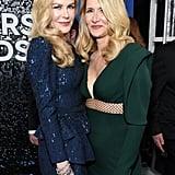 Nicole Kidman and Laura Dern at the 2020 SAG Awards