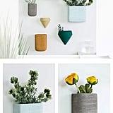 Purzest Wall Decor Planters