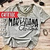 Marijuana Mama Digital Design