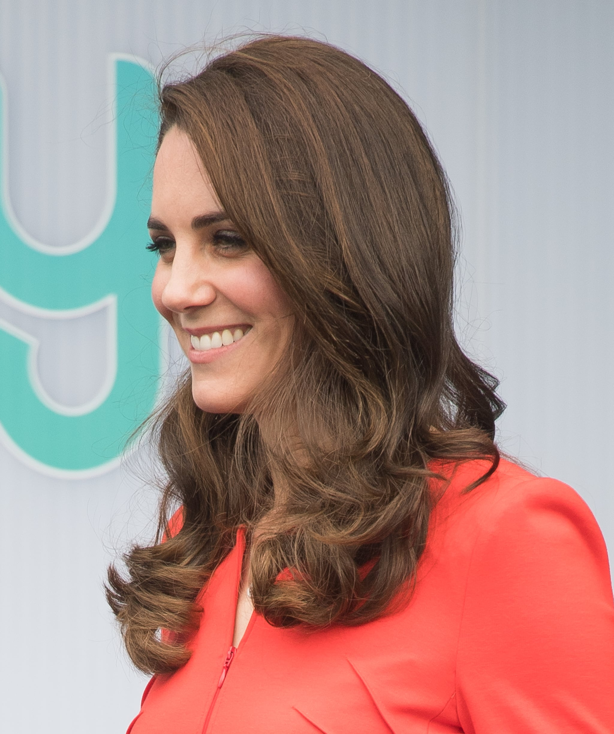 A Blowout With Soft Curls 8 Kate Middleton Hairstyles