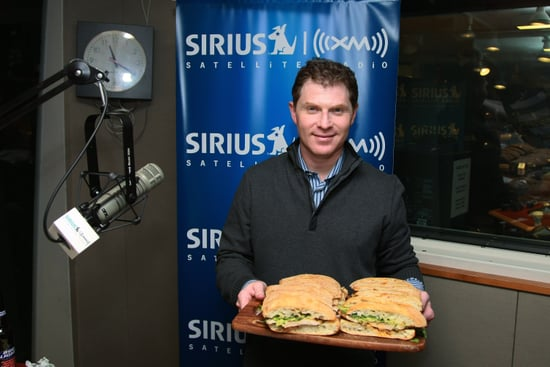 Bobby Flay For YumSugar: Two Tasty Sandwiches