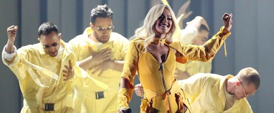 Rita Ora ARIA Performance