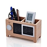 Artinova Wooden Office Desk Organiser