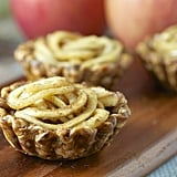 Spiralized Apple Tartlets