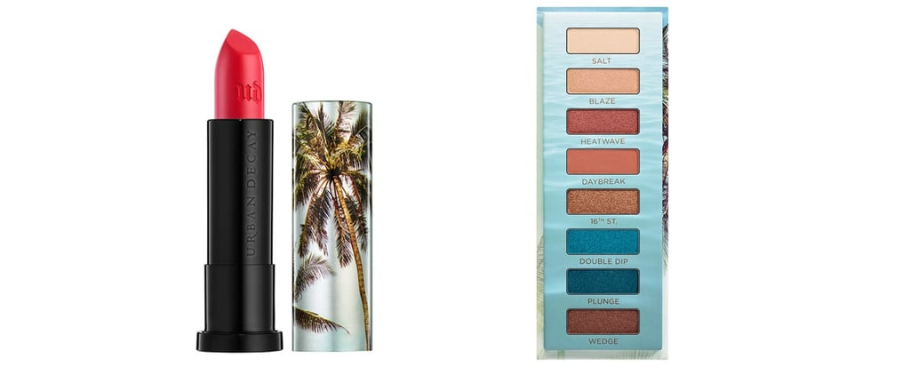 Urban Decay Beached Collection Swatches