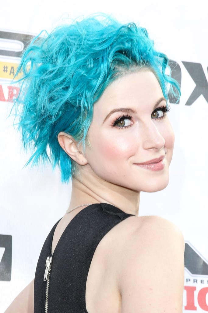 Hayley Williams Hair Color Line Popsugar Beauty Photo 7