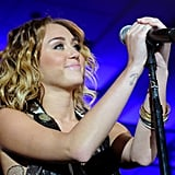 The singer got nautical in May 2011 when she got an anchor tattoo done in Brazil by artist Fabio Satori on her right wrist.