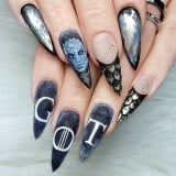 25 Game of Thrones Nail Art Ideas So Good, They'll Unite the 7 Kingdoms