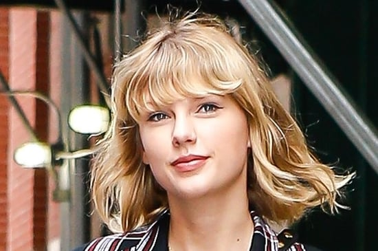 Fall Taylor Swift Is Here And Walking Around New York