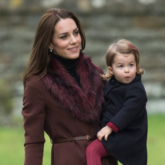 Kate Middleton Wears Hobbs Celeste Coat