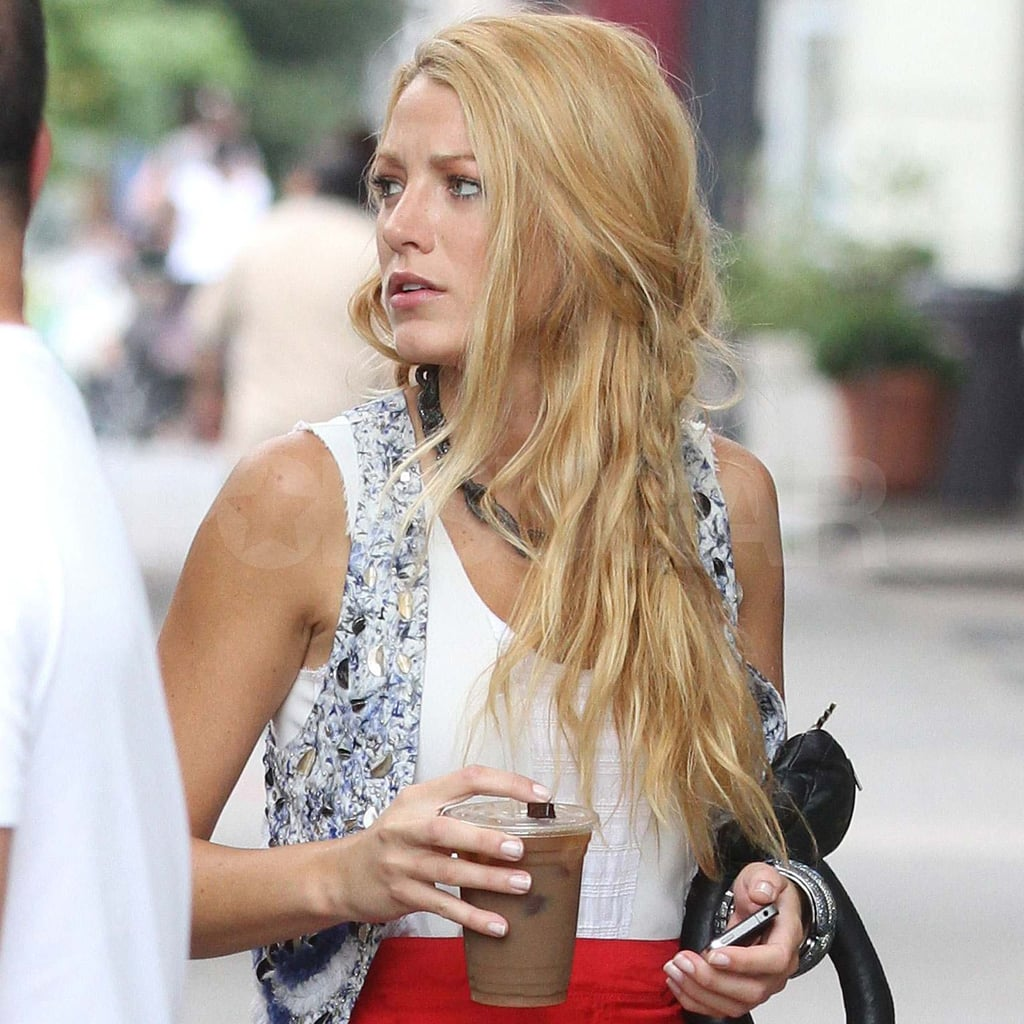 Blake lively dating gossip girl