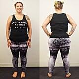 90 Degree by Reflex Printed Yoga Pants