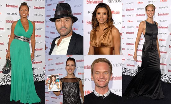 Celebrities Celebrate Entertainment...Weekly