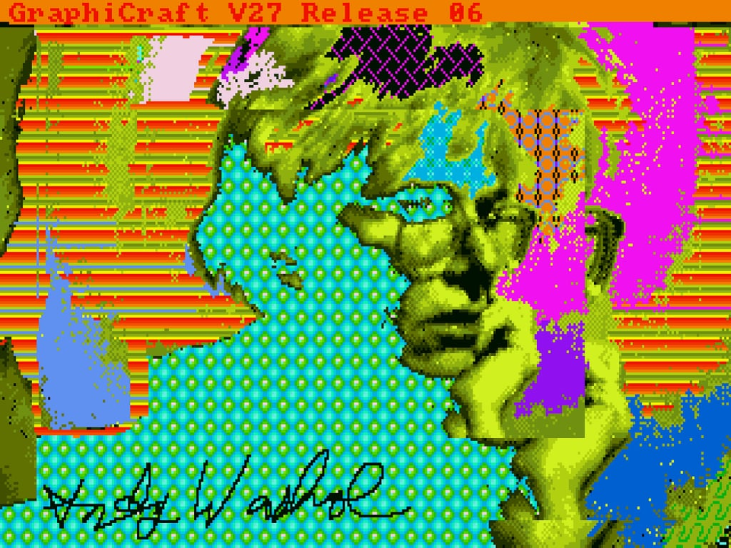 Andy2, 1985