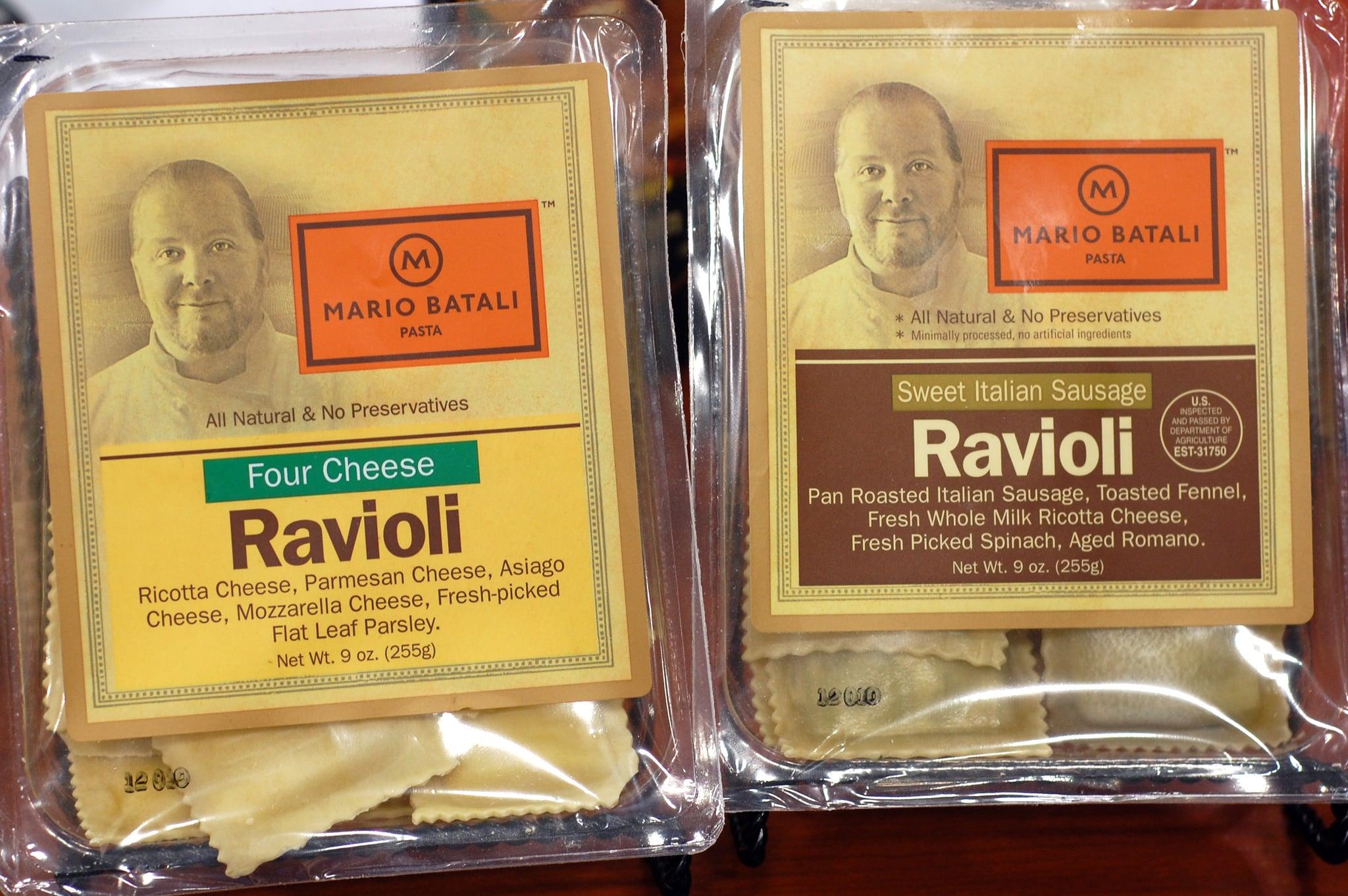 Mario Batali: Sweet Italian Sausage and Four Cheese