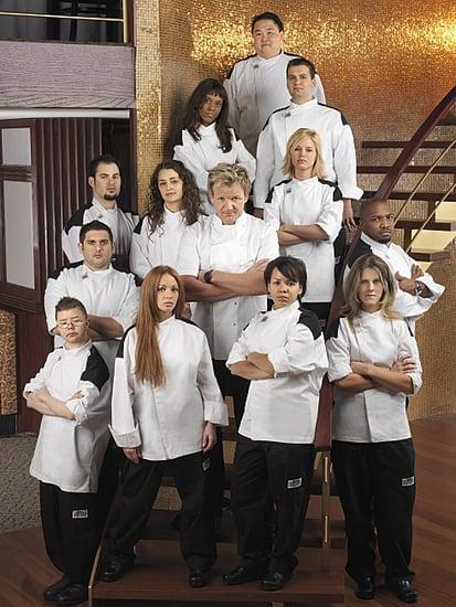 Hell's Kitchen - 3.1 Recap
