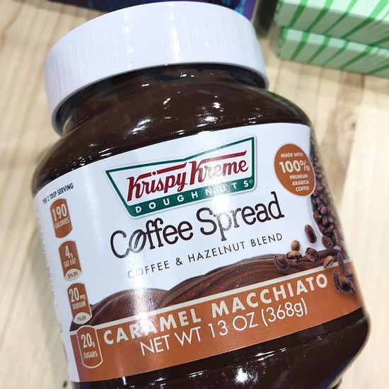 Krispy Kreme Coffee Spread