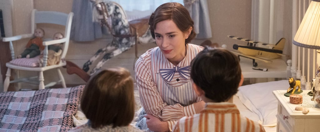 Is Mary Poppins Returns Based on a Book?