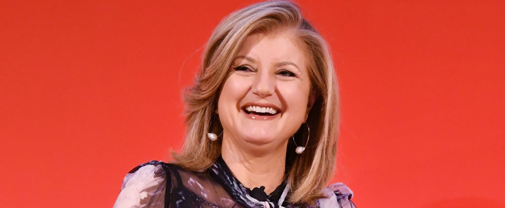 Arianna Huffington Interview on Limiting Screen Time 2018