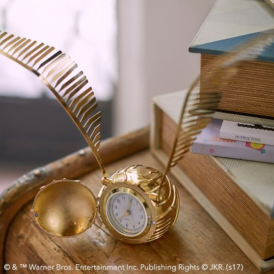 1. Watch the Time Fly With a Snitch Clock