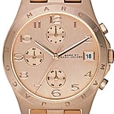 Marc by Marc Jacobs Ladies Henry Rose Gold Chronograph Watch ($225)