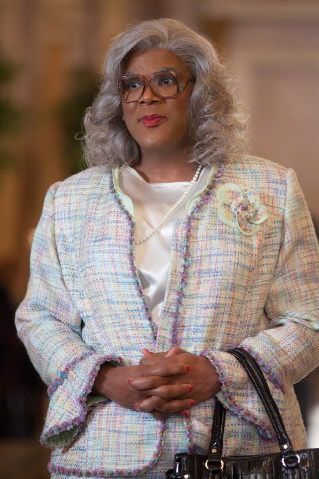 Madea From Madea's Witness Protection