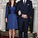Even Their Engagement Photos Look Similar