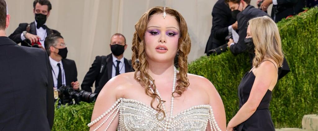 See Barbie Ferreira's Dress at the Met Gala 2021