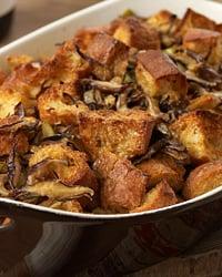Shiitake Mushroom-and-Fresh Herb Stuffing