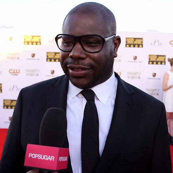 Steve McQueen at Critics' Choice Awards 2014