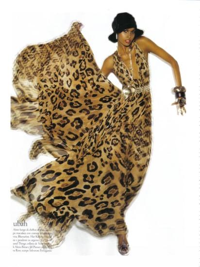 Vogue Italia Finally Makes an Entrance (!)