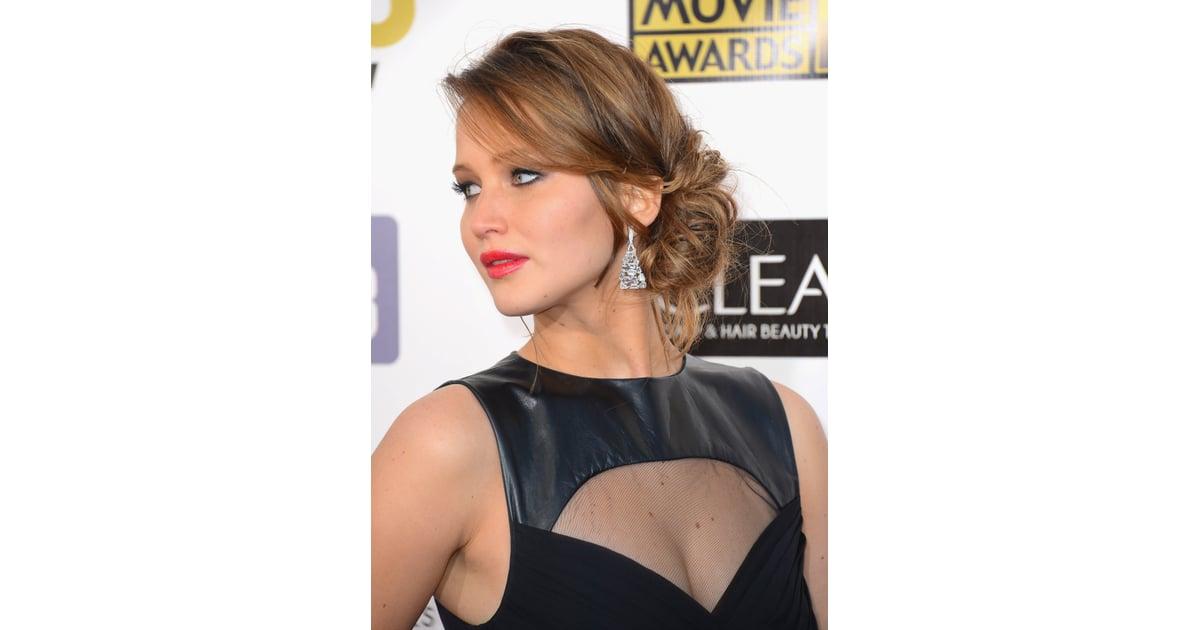 B And B Auto >> January 2013   Jennifer Lawrence Never Gets a Red Carpet Wrong   POPSUGAR Beauty Australia Photo 4