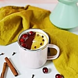 Cranberry Spiced Hot Toddy
