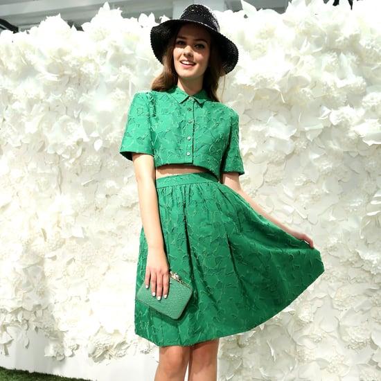 Kate Spade Spring 2015 Collection At New York Fashion Week