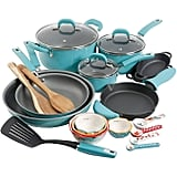 The Pioneer Woman Vintage Speckle Cookware Combo Set