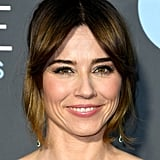 Linda Cardellini With Curtain Bangs