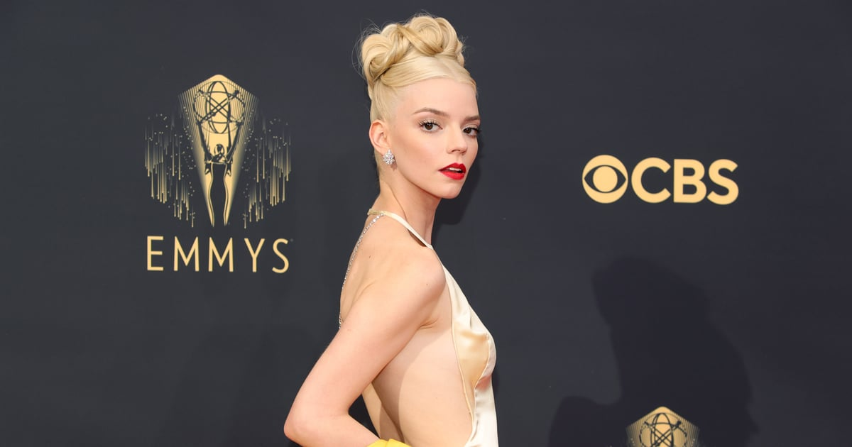 Anya Taylor-Joy Goes Full Princess Belle For the Emmys — With a Sexy, Backless Twist.jpg