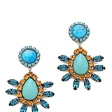 You'll need little else but these Dannijo Hania II Earrings ($204, originally $340) to make a statement, no matter what you're wearing.