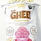 LesserEvil Buddha Bowl Foods Oh My Ghee! Organic Popcorn